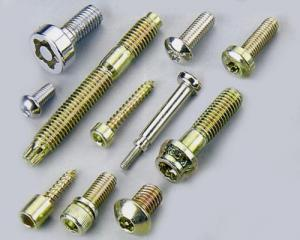 Anti-theft Screws